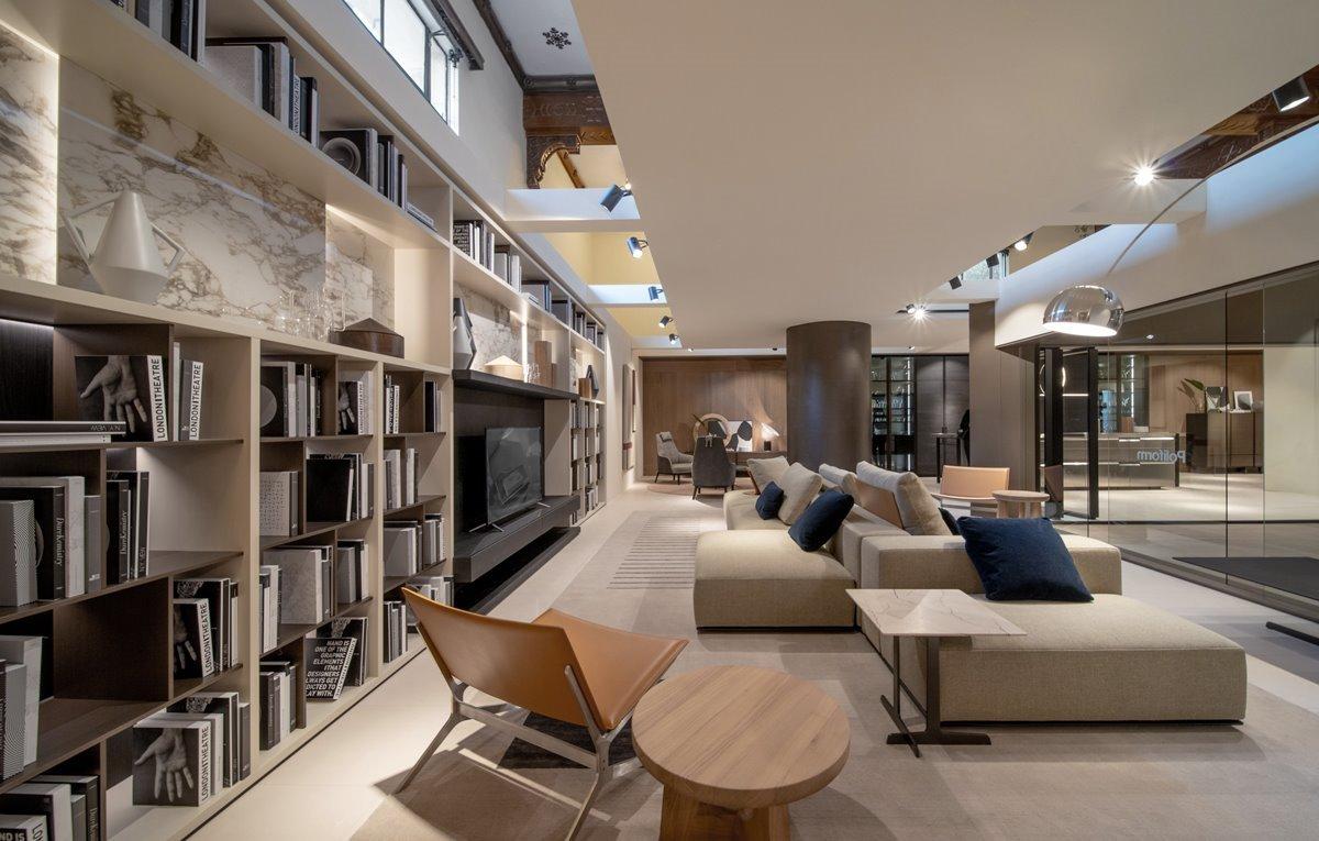Westside, canapé design